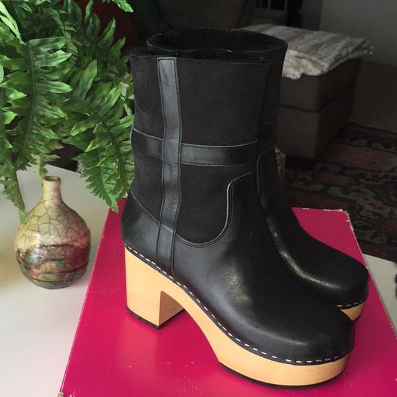 Hippie Boot Swedish Hasbeens
